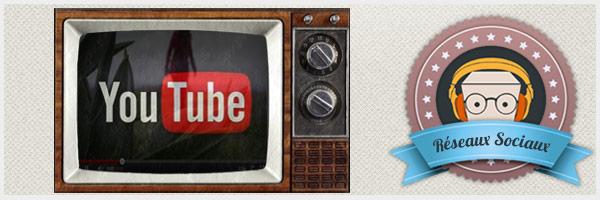 Lire en boucle vidéo YouTube